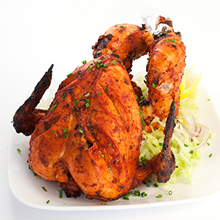 Chicken Tandoori (Full Plt) - SA