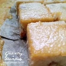 Butterscotch Sandesh
